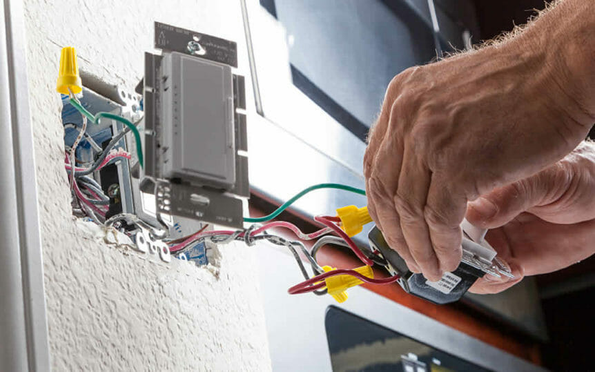 expect these electrical problems if you live in an old house rh johnmooreservices com  old home electrical wiring types